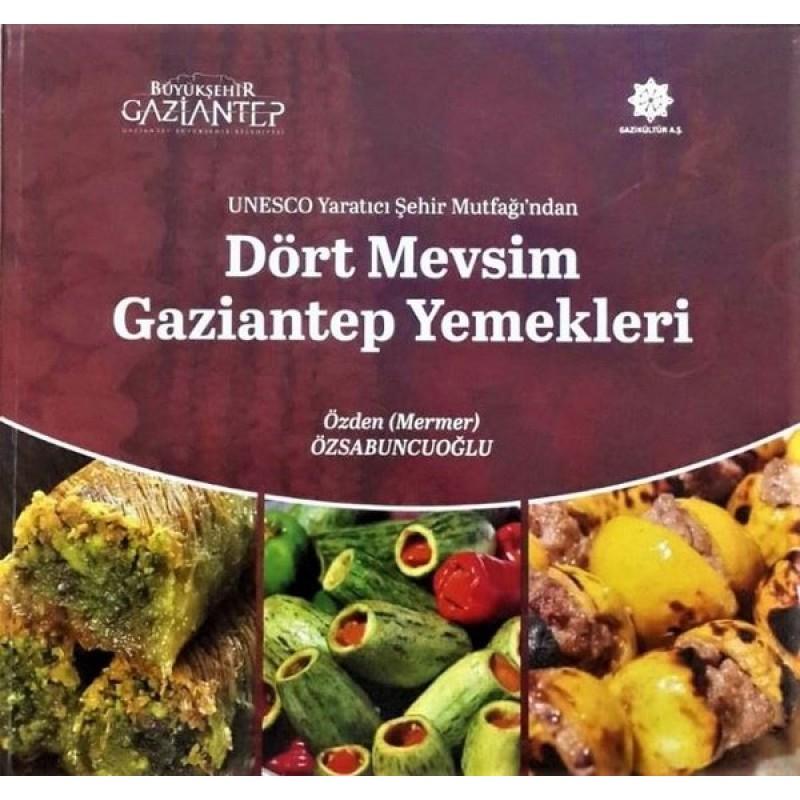 Dört Mevsim Yemek Kitabı